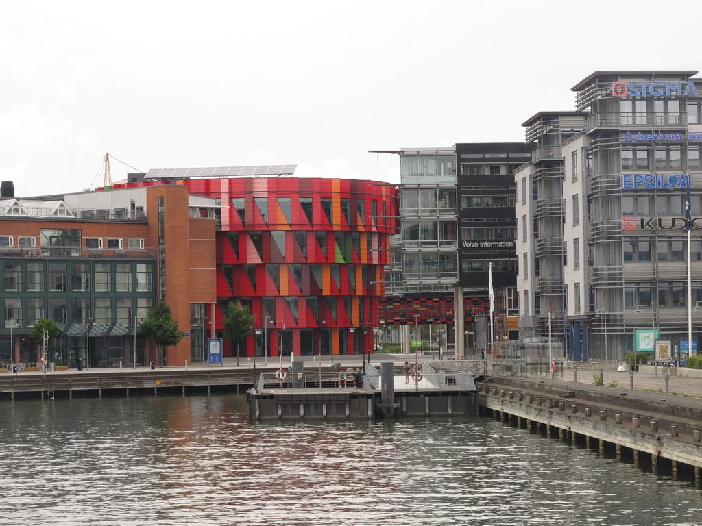 Lindholmen, Gothenburg, SE