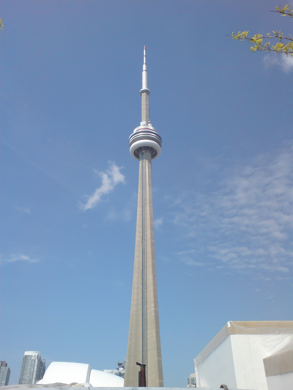 CN Tower, Toronto, ON